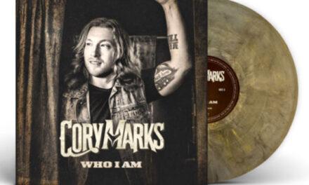 Cory Marks announces 'Who I Am'