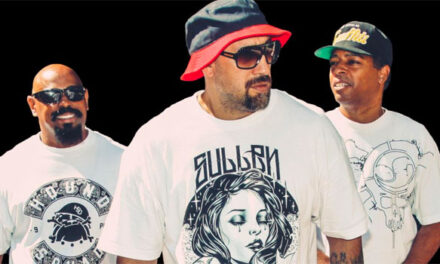 Cypress Hill performing live via MelodyVR