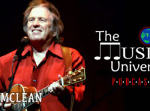 Don McLean on The Music Universe Podcast
