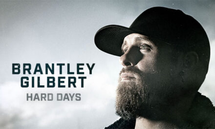 Brantley Gilbert releases new single 'Hard Days'