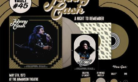 Lumineers unveiled as Johnny Cash Third Man Records Vault mystery artist