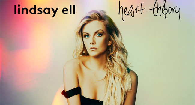 Lindsay Ell 'Heart Theory' debuts inside Top 10 globally