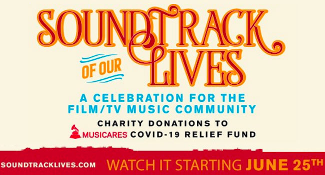 Soundtrack of Our Lives: A Celebration for the Film and TV Music Community