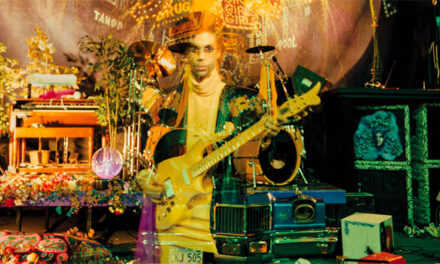 Previously unreleased Prince 'Cosmic Day' released