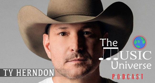 Ty Herndon on The Music Universe Podcast