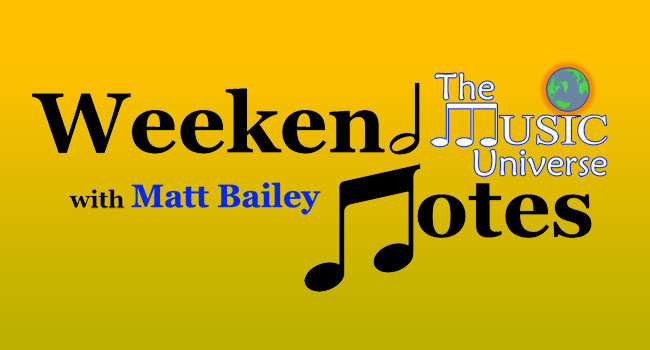 The Music Universe launches 'Weekend Notes' weekly YouTube series