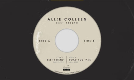 Allie Colleen gets personal with two new singles