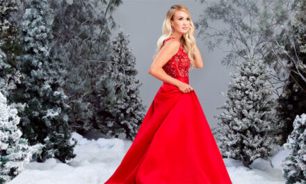 HBO Max shares official trailer for Carrie Underwood Christmas special