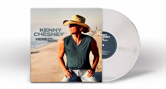 Kenny Chesney - Here And Now LP