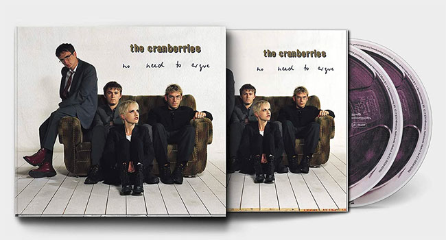 The Cranberries - No Need To Argue Expanded Edition