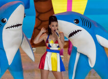 Katy Perry Super Bowl Performance
