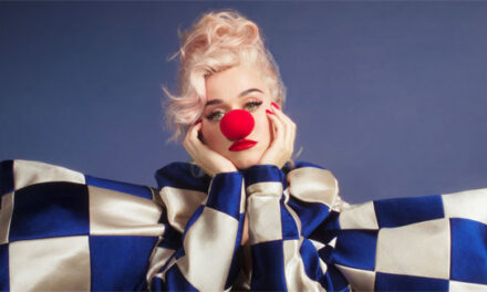 Katy Perry releases title track 'Smile' from fifth album