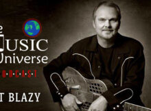 Kent Blazy on The Music Universe Podcast