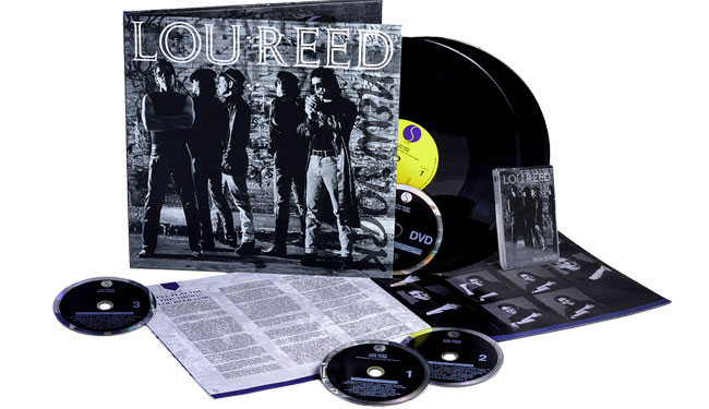 Lou Reed - New York Deluxe Edition