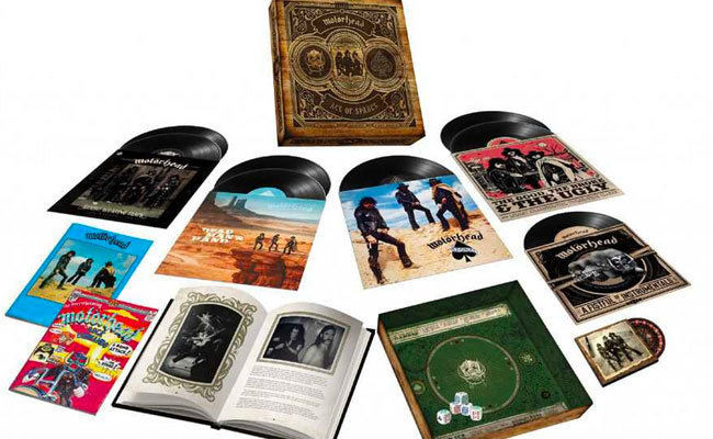 Motorhead - Ace of Spades: 40th Anniversary Deluxe Edition