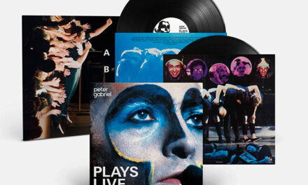 Four Peter Gabriel classic concerts coming to vinyl