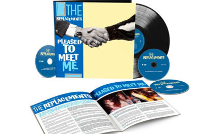 The Replacements announce 'Pleased To Meet Me' Deluxe Edition