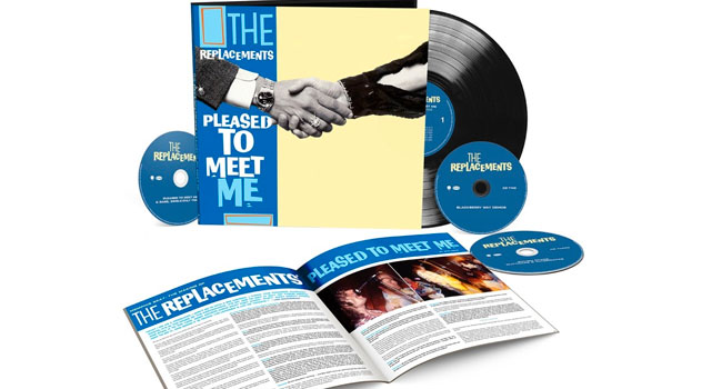 The Replacements - Pleased To Meet Me: Deluxe Edition