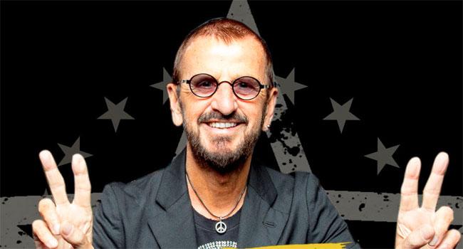 Ringo Starr announces Ringo's Big Birthday Show