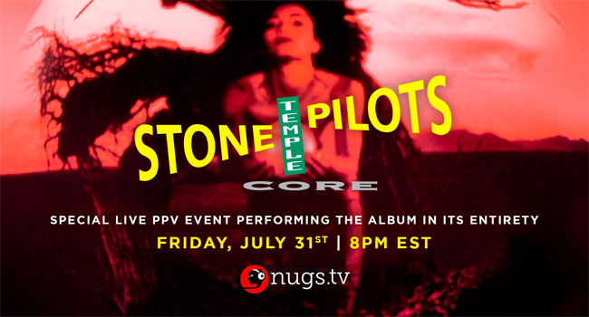 Stone Temple Pilots performing 'Core' in entirety