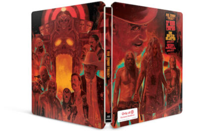 Lionsgate announces 'Rob Zombie Trilogy' on Steelbook Blu-ray