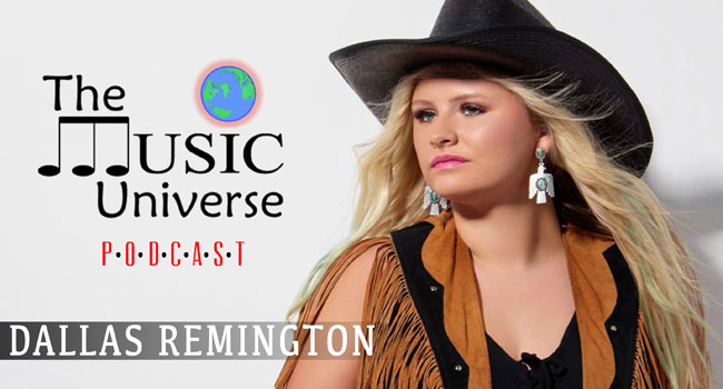 Dallas Remington on The Music Universe Podcast