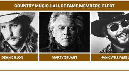 Country Music Hall of Fame names 2020 inductees