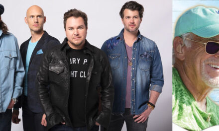 Eli Young Band, Jimmy Buffett team for 'Saltwater Gospel'