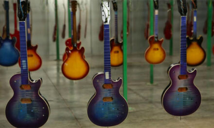 National Geographic takes viewers inside Gibson Guitars