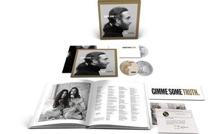 John Lennon's timeless 'Mind Games' gets remixed, HD video upgrade