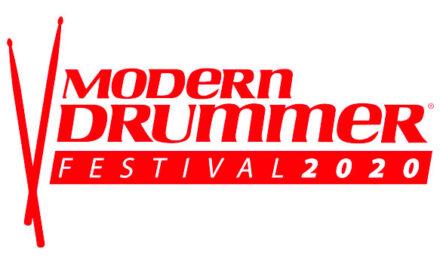 Modern Drummer Festival 2020 goes virtual