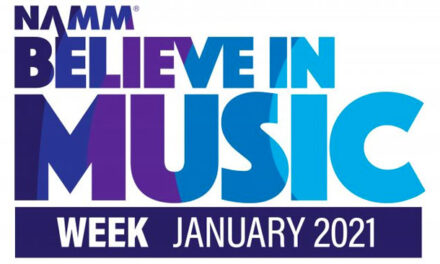 NAMM cancels 2021 show; announces Believe in Music Week