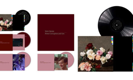 New Order announces 'Power Corruption And Lies' Definitive Edition