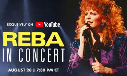 Reba announces 'Reba In Concert' special via YouTube