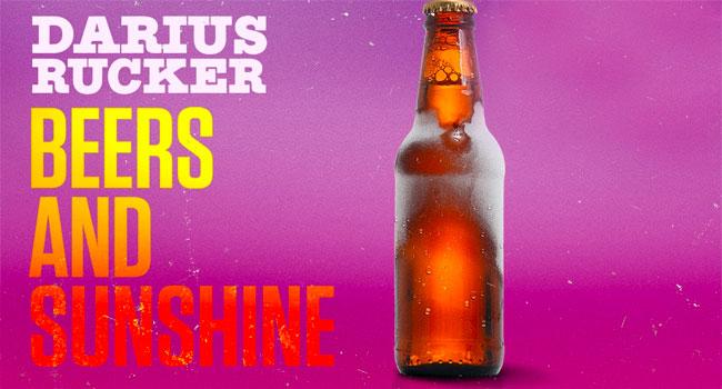 Darius Rucker releases 'Beers and Sunshine'