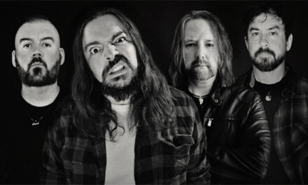 Seether secures rock chart success with new album