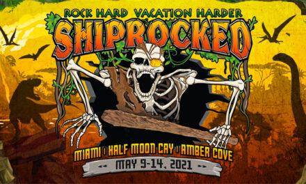 ShipRocked 2021 sets sail May 9-14, 2021