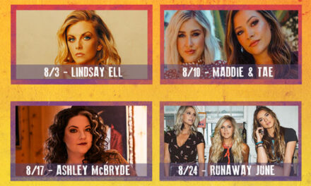 Lindsay Ell, Maddie & Tae, Ashley McBryde, Runaway June among Song Suffragettes special guests