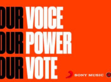 Sony Music Your Voice, Your Power, Your Vote