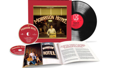 The Doors announce 'Morrison Hotel' 50th Anniversary Edition