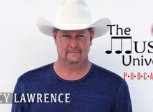 Tracy Lawrence on The Music Universe Podcast