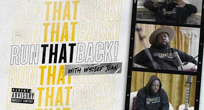Wyclef Jean - RunThatBack