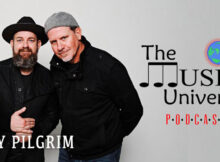 Kristian Bush & Andrew Hyra as Billy Pilgrim on The Music Universe Podcast