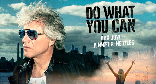 Bon Jovi & Jennifer Nettles - Do What You Can