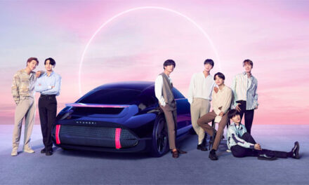 BTS launches Hyundai IONIQ brand with free single