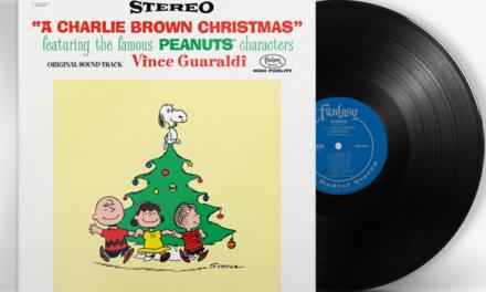 Craft Recordings announces lenticular 'Charlie Brown Christmas' vinyl