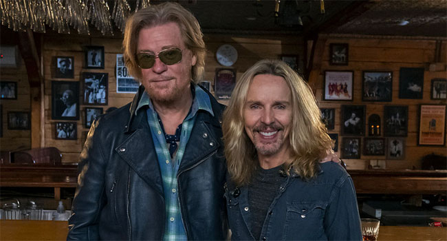 Daryl Hall & Tommy Shaw