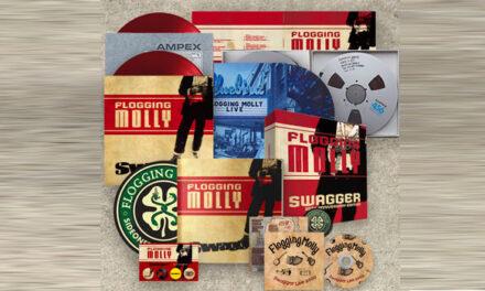 Flogging Molly announces 'Swagger' 20th anniversary vinyl box set