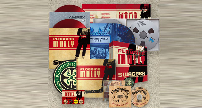 Flogging Molly - Swagger: 20th Anniversary