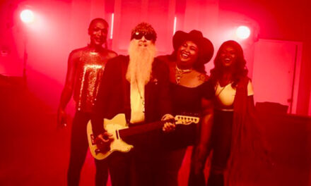 ZZ Top's Billy Gibbons collaborates with Chapel Hart